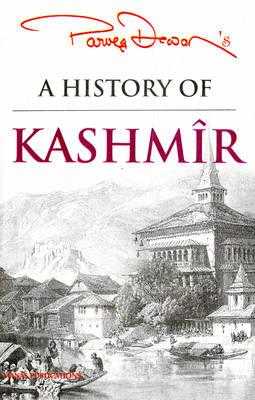 A History of Kashmir (Paperback)