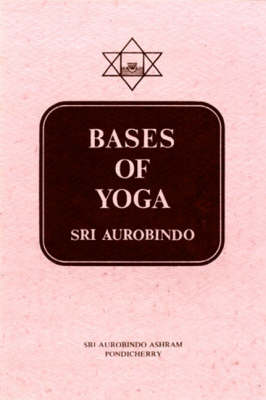 Bases of Yoga (Paperback)
