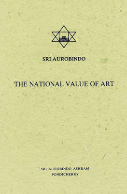 The National Value of Art (Paperback)