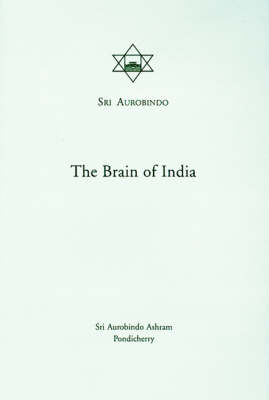The Brain of India (Paperback)