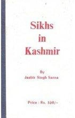 Sikhs in Kashmir (Paperback)