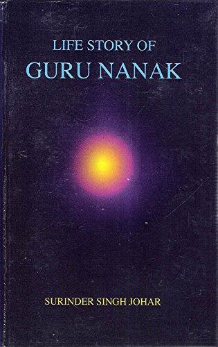 Life Story of Guru Nanak (Hardback)
