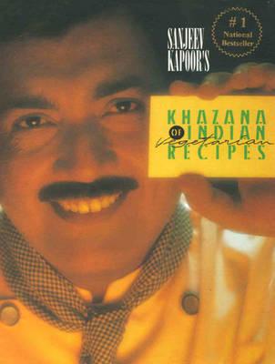 Khazana of Indian Vegetarian Recipes (Hardback)