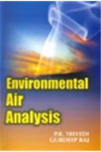 Environmental Air Analysis (Hardback)