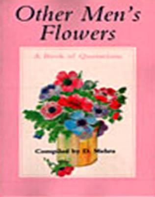 Other Men's Flowers (Paperback)
