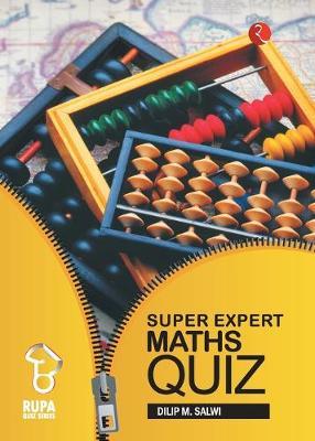 Super Expert Maths Quiz (Paperback)