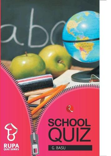 Rupa Book of School Quiz (Paperback)