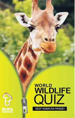 The Rupa Book of World Wildlife Quiz (Paperback)