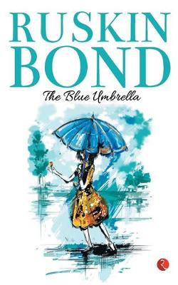 The Blue Umbrella (Paperback)