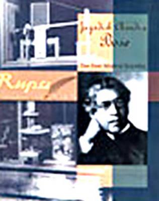 Jagadish Chavidra Bose: The First Modern Scientist (Hardback)