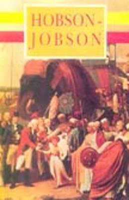 Hobson Jobson (Paperback)