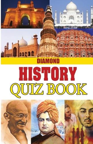 Diamond History Quiz Book (Paperback)