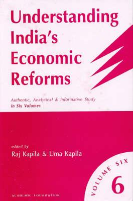 Understanding India's Economic Reforms (Hardback)