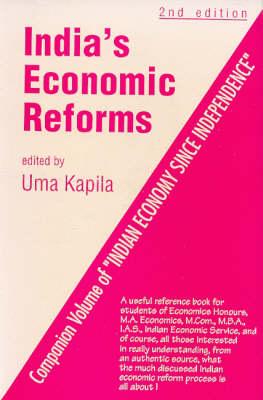 Indian's Economy Reforms (Hardback)