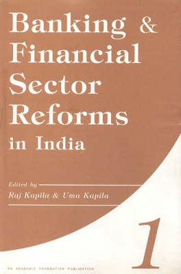 Banking and Financial Sector Reforms in India (Hardback)