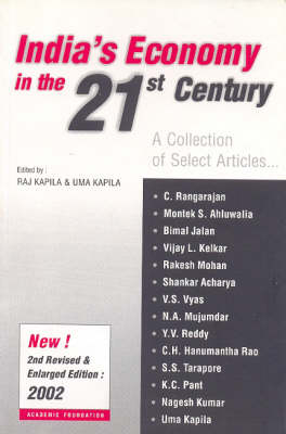 India's Economy in the 21st Century: A Collection of Selected Articles (Hardback)