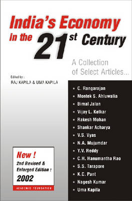 India's Economy in the 21st Century: A Collection of Select Articles (Hardback)