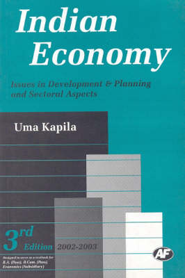 Indian Economy: Issues in Development and Sectoral Aspects (Paperback)