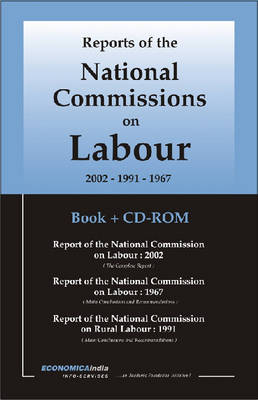 Reports of the National Commissions on Labour 2002-1991-1967 (Hardback)