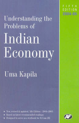 Understanding the Problems of Indian Economy (Paperback)