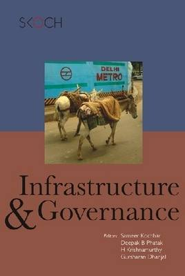 Infrastructure and Governance (Hardback)