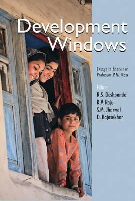 Development Windows: Essays in Honor of Prof. V. M. Rao (Hardback)
