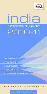 India: A Pocket Book of Data Series 2010 (Paperback)