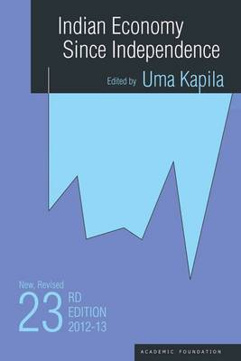 Indian Economy Since Independence: 23rd Edition: 2012-13 (Paperback)