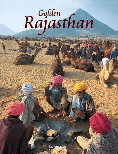 Golden Rajasthan (Paperback)