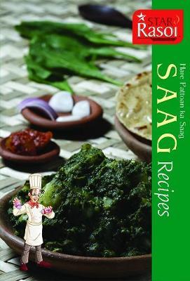 Saag Recipes (Paperback)
