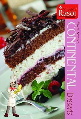Continental Desserts (Paperback)