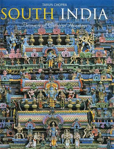 South India: Pinnacle of Cultural Heritage (Paperback)