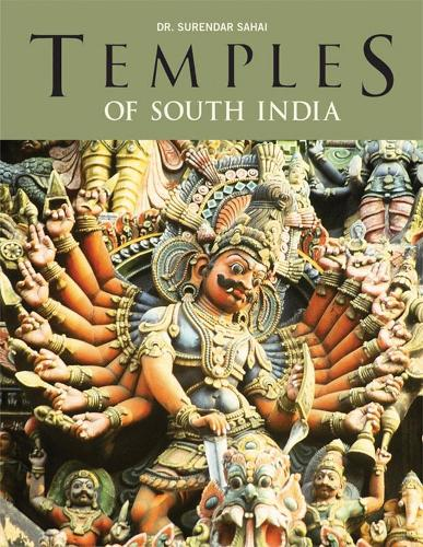 Temples of South India (Hardback)
