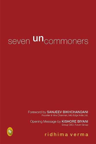 Seven Uncommoners (Paperback)