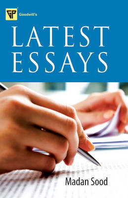 Latest Essays: For College and Competitive Exams (Paperback)
