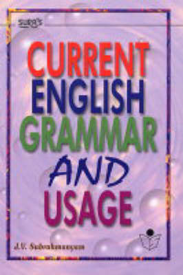 Current English Grammar and Usage (Paperback)