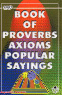 Book of Proverbs, Axioms, Popular Sayings (Paperback)