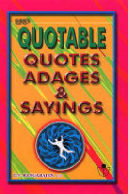 Sura's Quotable Quotes, Adages and Sayings (Paperback)