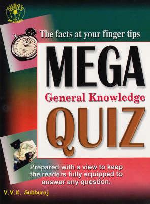 Mega General Knowledge Quiz (Paperback)