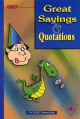 Great Savings and Quotations (Paperback)
