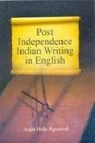 Post Independence Indian Writing in English (Hardback)