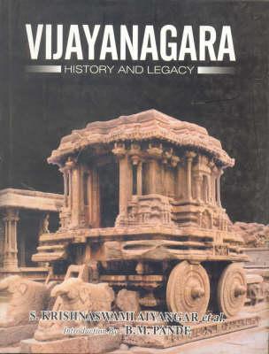 Vijaynagara: History and Legacy (Hardback)