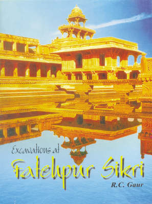 Excavations at Fatehpur Sikri: A National Project (Hardback)