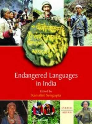 Endangered Languages in India (Hardback)