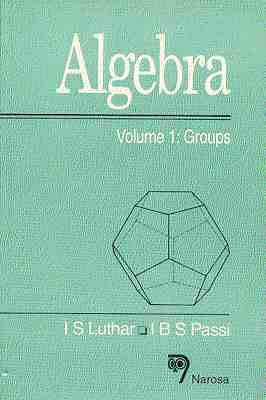 Algebra Algebra: Groups Groups: v. 1 v. 1 (Paperback)