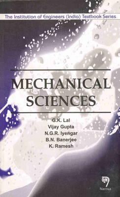 Mechanical Sciences (Paperback)