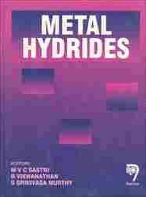 Metal Hydrides: Fundamentals and Applications (Hardback)