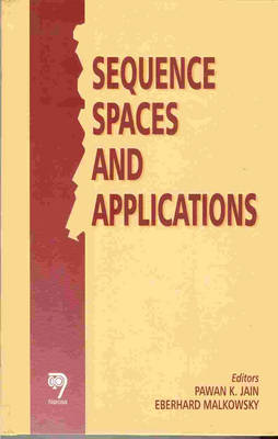Sequence Spaces and Applications (Hardback)