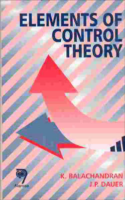 Elements of Control Theory (Paperback)