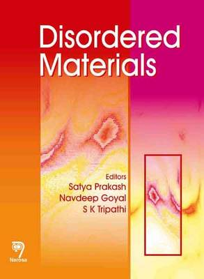 Disordered Materials (Hardback)
